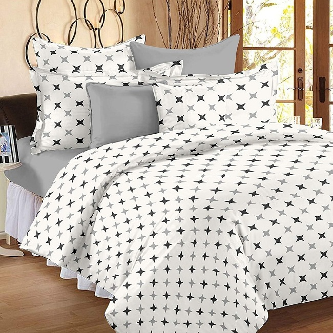 10 Latest & Modern White Bed Sheet Designs With Pictures | Styles .
