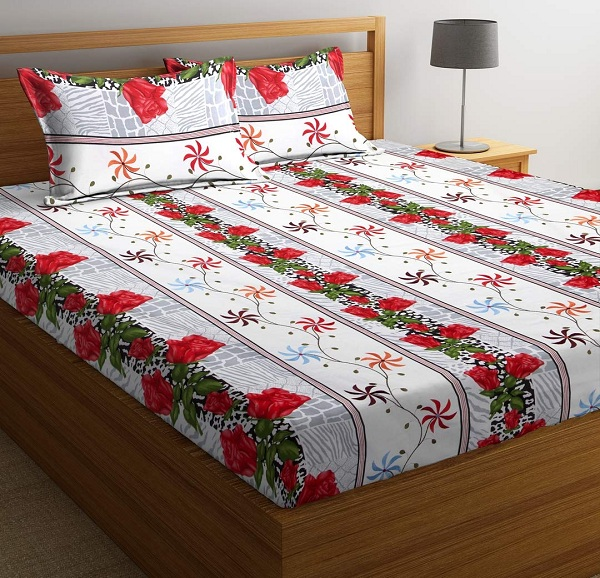 10 Simple & Latest Embroidery Bed Sheet Designs With Phot