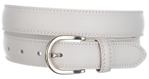 9 Different Types of Waist White Belts for Mens and Ladies .
