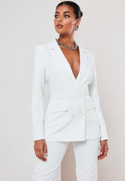 Women's Blazers, Double Breasted Blazers | Missguid