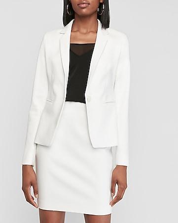 Women's Blazers - Suit Jackets, Black, White & Red Blazers - Expre