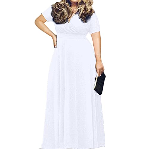 Womens White Dresses for Church: Amazon.c