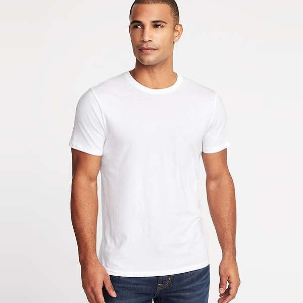 10 Best Men's White T-Shirts | Rank & Sty