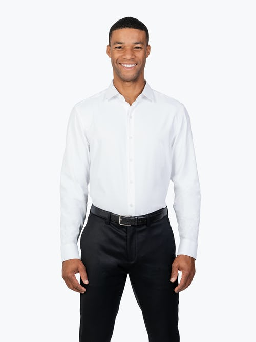 Men's Aero Zero° Dress Shirt | Ministry of Supp