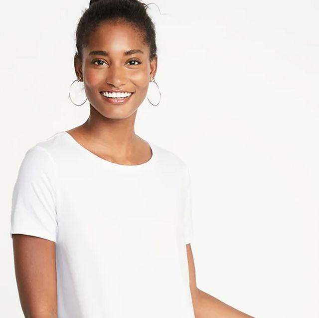 15 Best White T-Shirts 2020 - Cute White Tees for Wom