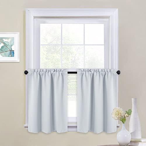 Basement Window Curtains: Amazon.c