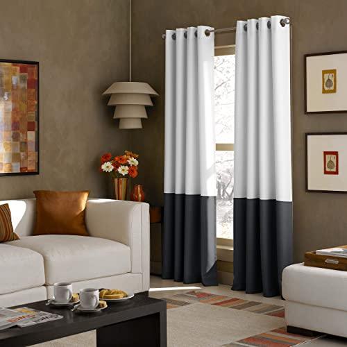 Modern Window Curtains: Amazon.c