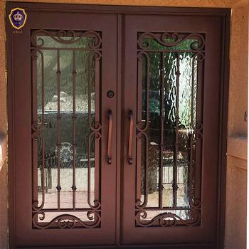 Simple Iron Grill Window Door Designs - Buy Steel Grill Door .