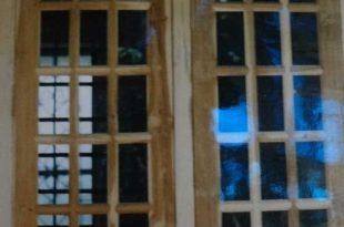 Latest kerala model Wooden Window Door Designs | Wooden door .