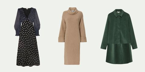 Cute Winter Dresses - 15 Long Sleeve Dresses You Can Wear During .