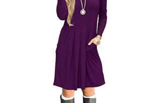 Women's Winter Dresses: Amazon.c