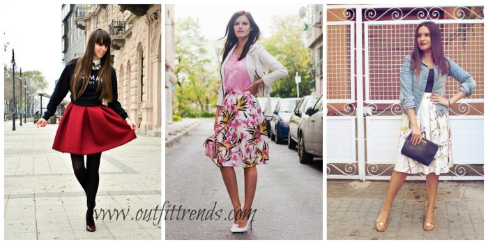 How To Wear Skirts in Winter- 30 Best Ways to Style Skir