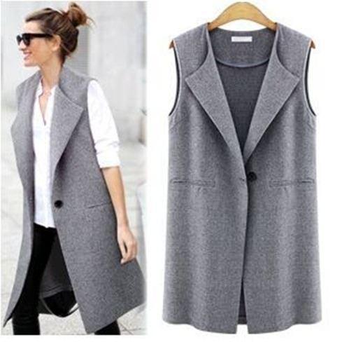 Winter vest: How to take it - Fashion E