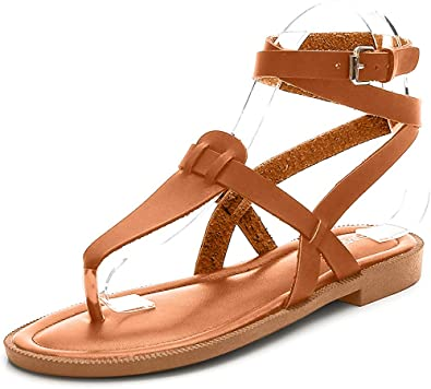 Amazon.com   Wollanlily Women Summer Ankle Strap Gladiator Strappy .