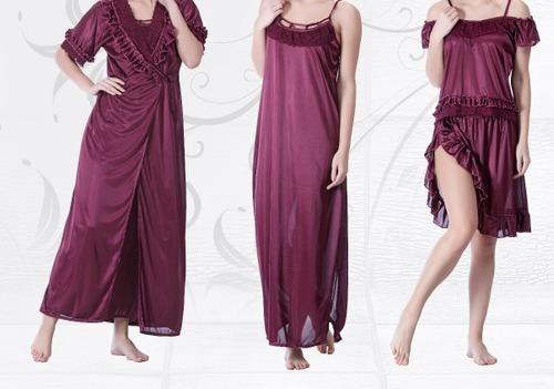 Nighties, महिलाओ की रात के कपड़े, लेडीज़ .