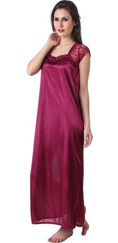 30 Different Types of Nighty Designs for Women in India (With .