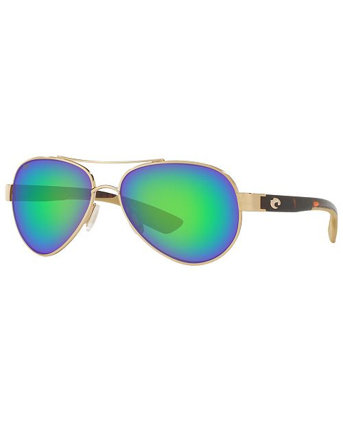 Costa Del Mar Women's Loreto Polarized Sunglasses & Reviews .