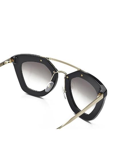 Prada Women's Sunglasses Black (#PR09QS1AB) | Reebonz United Stat