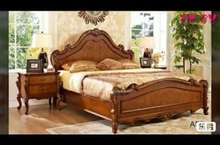Image result for wooden bed designs catalogue (With images) | Bed .