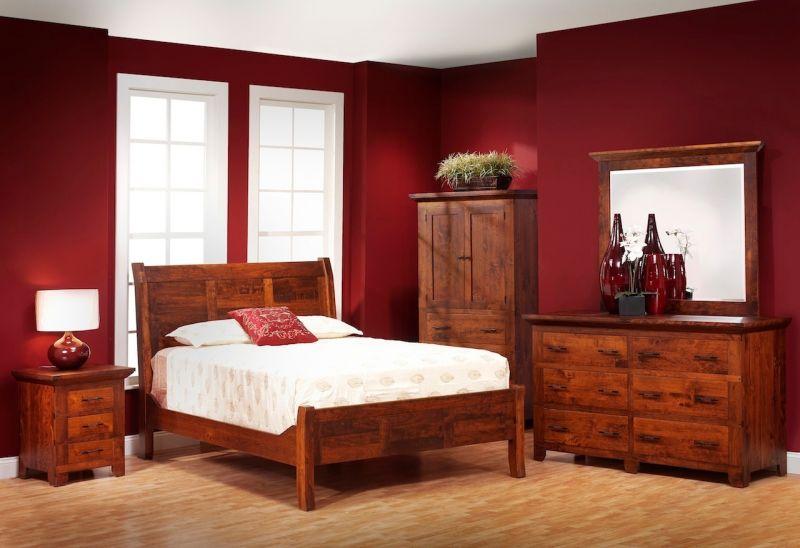 Real Wood Bedroom Sets Have A Good Quality - Erinheartscourt.c