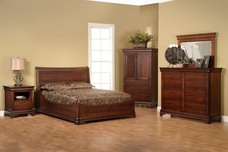 Bedroom furniture in eugene, oregon – rileys real wood furniture .