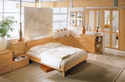Bright Natural Wood Bedroom Furniture Sets Design Ideas (With .