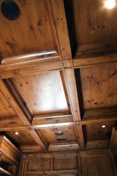 Top 60 Best Wood Ceiling Ideas - Wooden Interior Desig