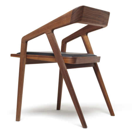 Katana chair | Chair design wooden, Chair design, Modern wood cha