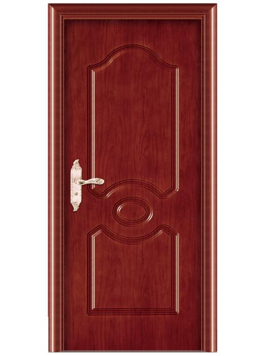 Stylish wooden mother-son door design plain wood bedroom door old .