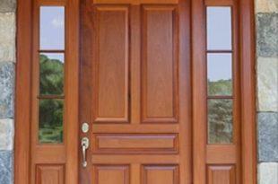 Modern Wooden Door Designs | Get access to 16,000 woodworkin… | Flic