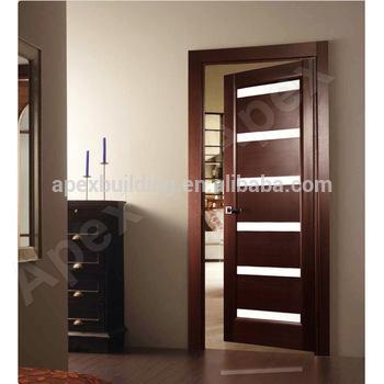 Latest Modern Wood Door Design Pictures/ Main Door Grill Design .