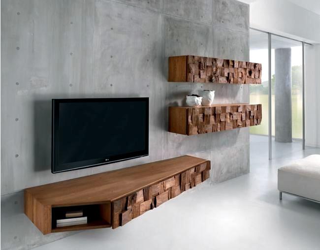 Wooden designer furniture from Domus Arte creative Skando .