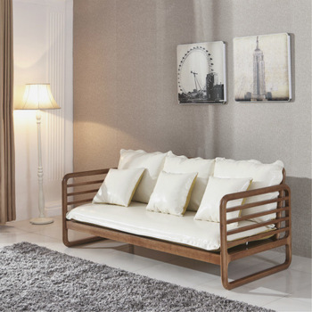 Furniture Customized Simple Wooden Sofa Set Designs - Buy Wood .