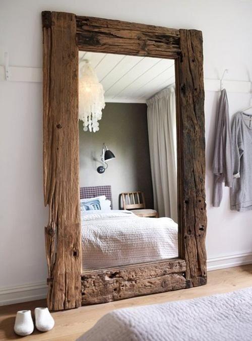 Wooden Mirror Designs
