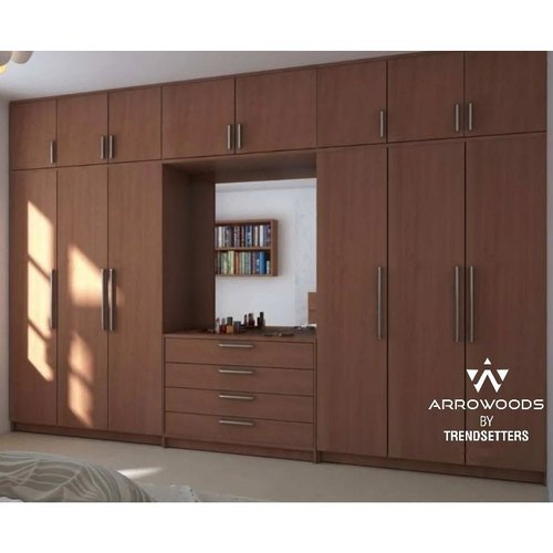 ARROWOODS Teak Wood Designer Wooden Wardrobe, for Home, Rs 950 .