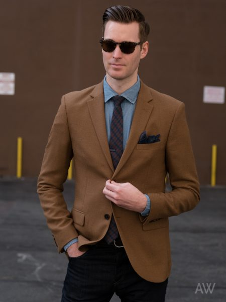 Fall and Winter Wool Blazers and Sport Coa