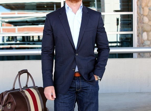The 6 Best Affordable Navy Wool Blazers you can Buy N