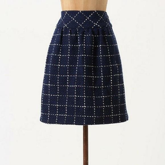 Anthropologie Skirts | Maeve Wool Skirt | Poshma