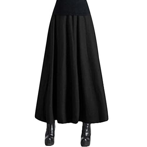 Black Wool Skirt: Amazon.c