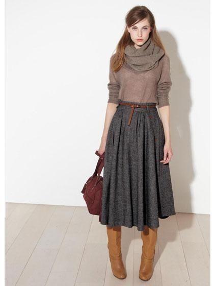 Осень. Женственно и красиво (With images) | Simple outfits .