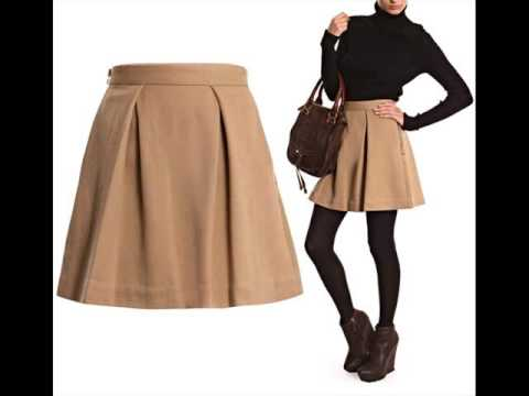 Wool Skirt | Vintage-Inspired Wool Skirts Collection Romance - YouTu
