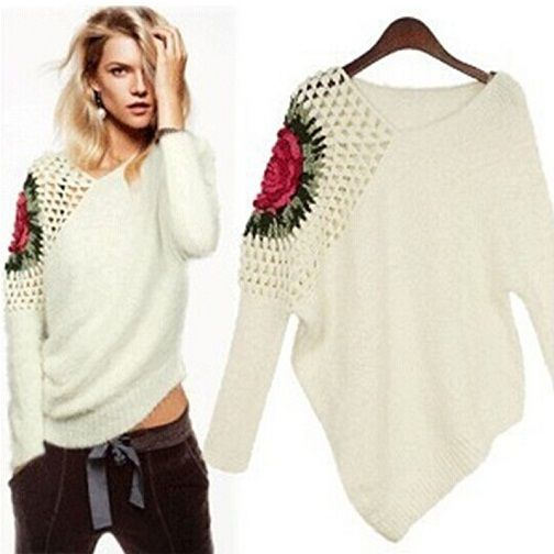 15 Awesome Designs of Woolen Tops for Stylish Women (With images .