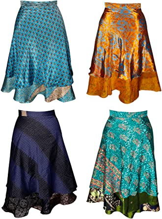 Wrap Around Skirts