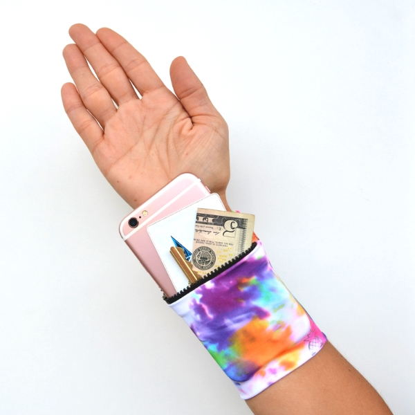 Wrist Locker™ – Wrist Wallets to stash your stuff | Wallet, The .