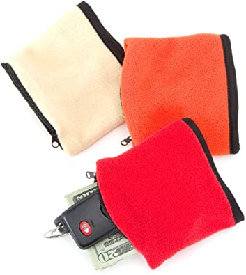 Amazon.com: Bits and Pieces - Set of Three Wrist Wallets - Easily .