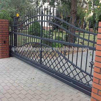 House Gate Design Wrought Iron Gates Iron Main Gate Design Iron .