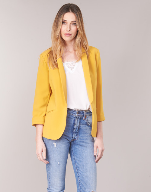 Betty London IOUPA Yellow - Free delivery | Spartoo NET .
