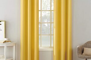 Amazon.com: No. 918 Montego Casual Textured Grommet Curtain Panel .