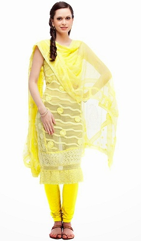 Yellow Salwar kameez - These Designs Can Suitable For Any Occasi