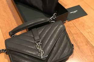 Yves Saint Laurent Bags | Ysl College Bag Small | Poshma